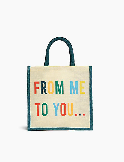 From Me to You Gift Bag | Gift bags