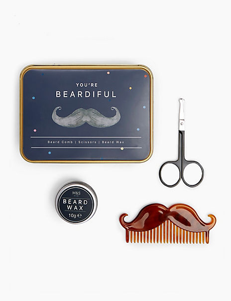 Small Beard Grooming Kit