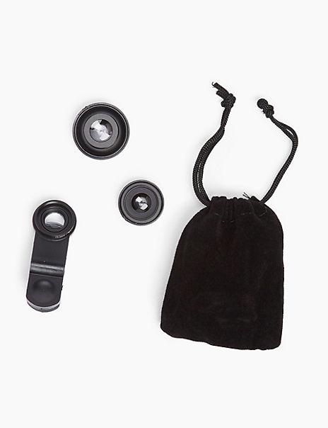 3 in 1 Smartphone Lens Kit