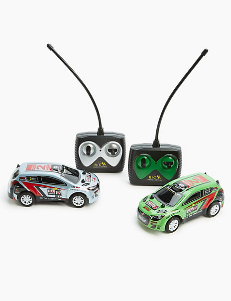 Remote Control Rally Race Cars