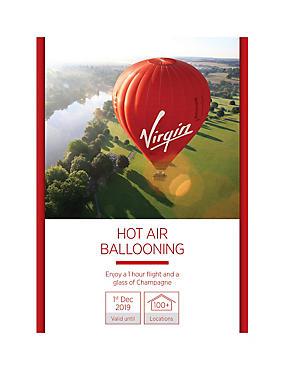 Hot Air Ballooning - Gift Experience Voucher