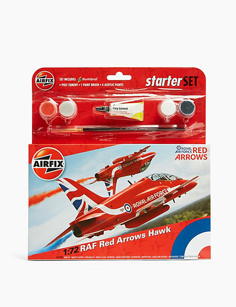 Airfix Red Arrow Plane