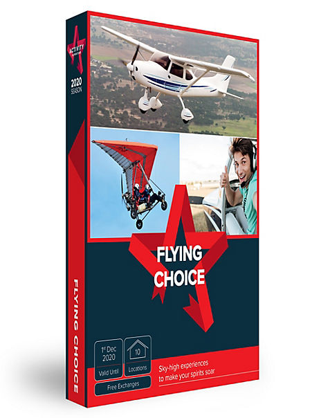 Flying Choice - Gift Experience Voucher