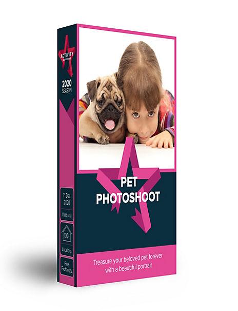 Pet Photoshoot - Gift Experience Voucher