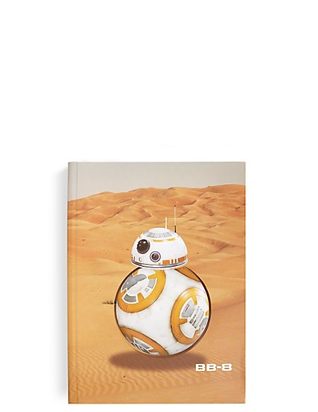 BB8 Light-up Sound Notebook