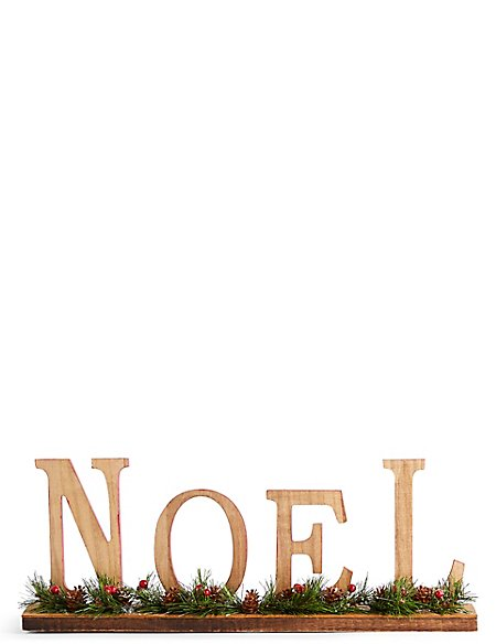 Noel Light up Letters