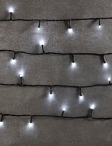 100 Cool White LED Multifunction Lights