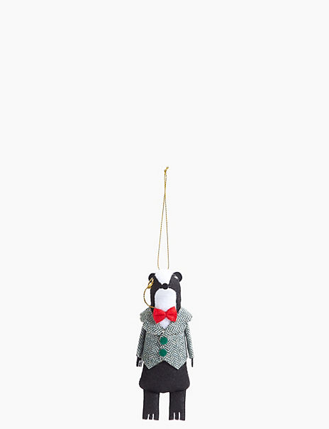 Party Badger Tree Decoration