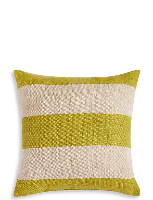 c16200d244 Jute Striped Outdoor Cushion