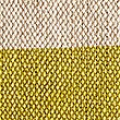 Jute Striped Outdoor Cushion, LIME, swatch