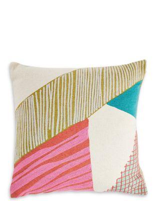 Cushions & Throws   M&S