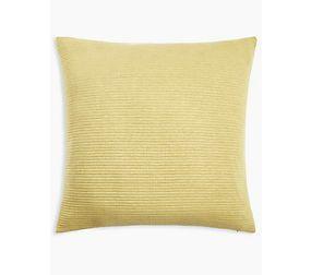 Ribbed Jersey Cushion
