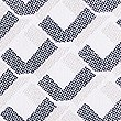 Summer Geometric Cushion, NAVY MIX, swatch