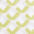 Summer Geometric Cushion, LIME MIX, swatch
