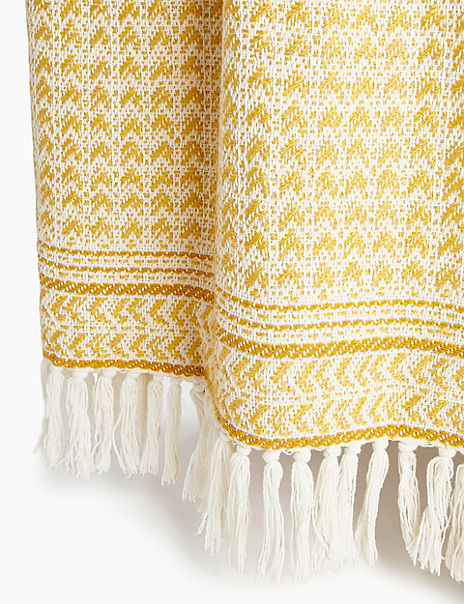 Aubrey Patterned Throw