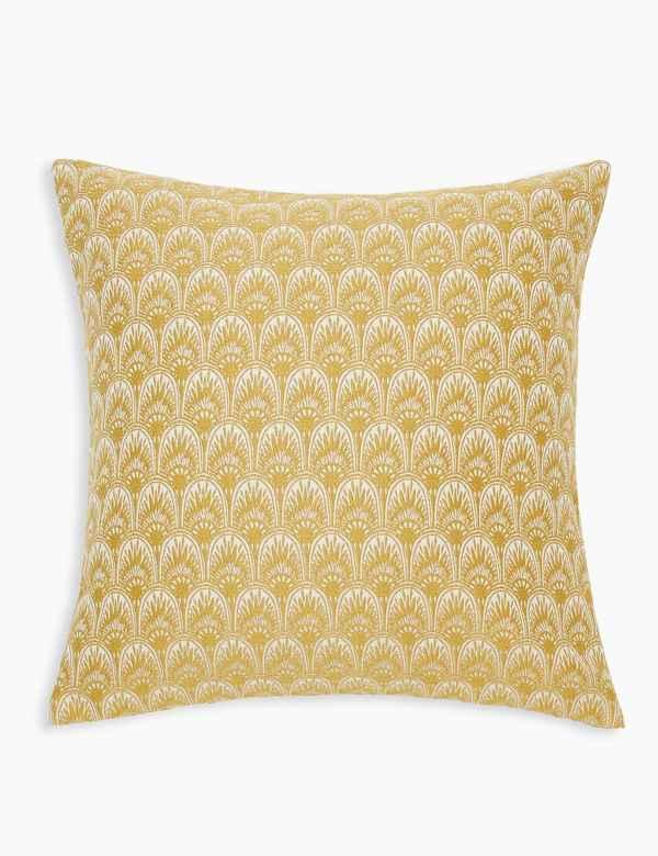 Cushions   Velvet, Fleece & Linen Cushions   M&S