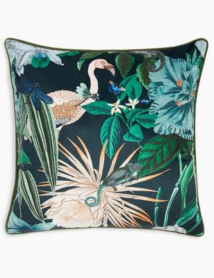 amelie-embellished-cushion by marks-&-spencer