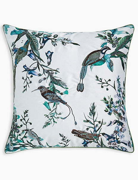 Olivia Jaquard Cushion