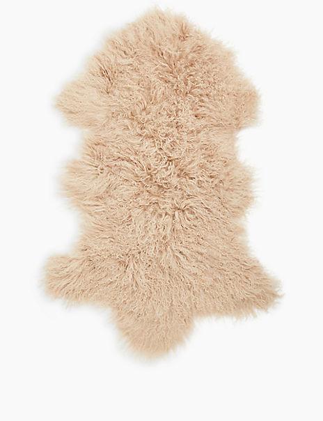 Wool Mongolian Rug