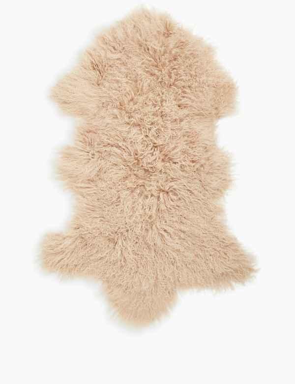 Wool Mongolian Rug M S