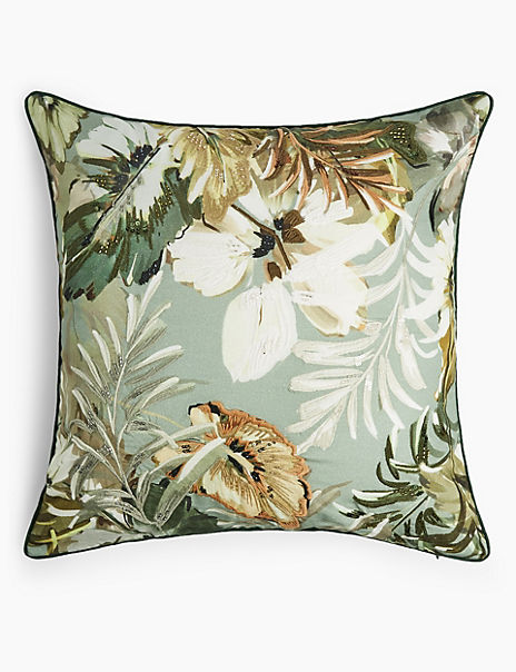 Maisie Floral Cushion