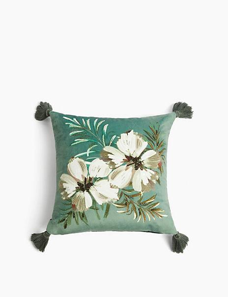 Mini Velvet Masie Scatter Cushion