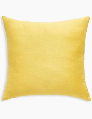 Linen Cushion by Marks & Spencer