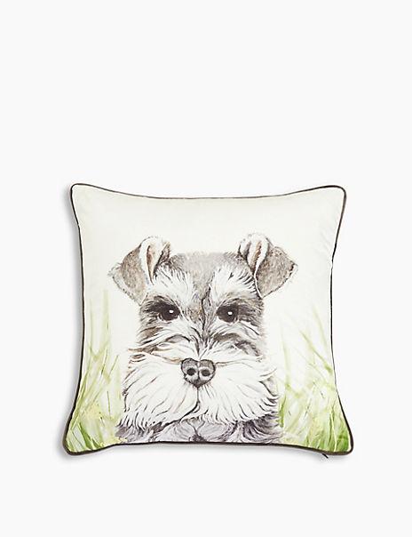 Spring Dog Cushion