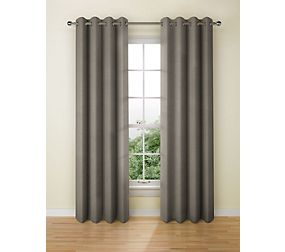 Cotton Rich Eyelet Curtain