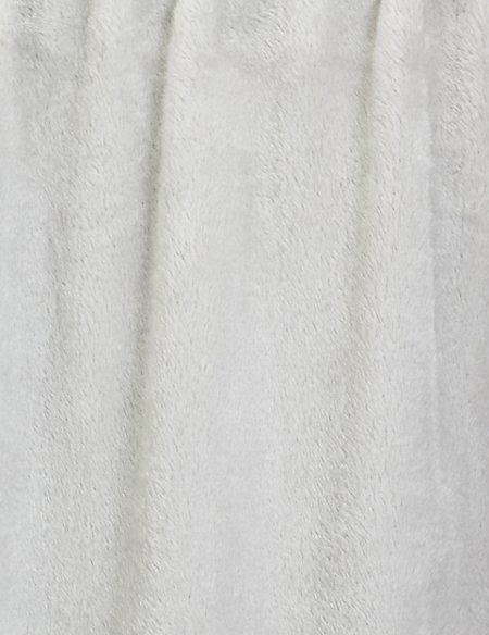 Soft Fleece Throw
