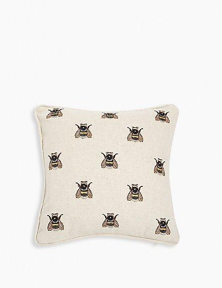 Mini Repeat Bee Cushion