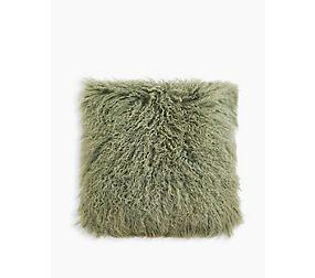 Pure Wool Mongolian Cushion