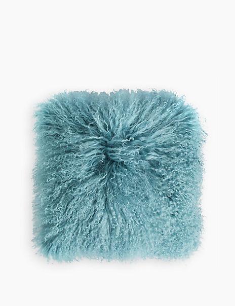 Pure Mongolian Wool Cushion