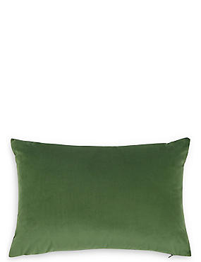 Large Velvet Scatter Cushion