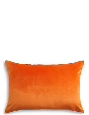 Large Velvet Scatter Cushion