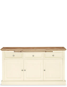 Greenwich 3-Door Sideboard