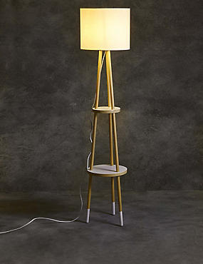 Shelves Floor Lamp