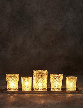 Maeve Tea Light Table Lamp