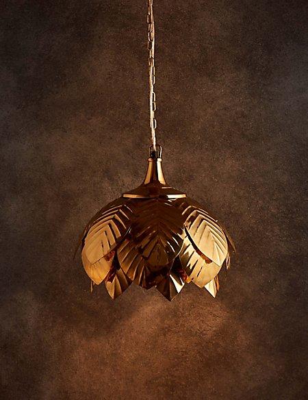 Lotus Ceiling Pendant