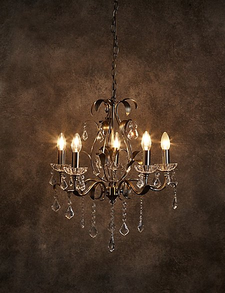 Faye 5 Light Chandelier