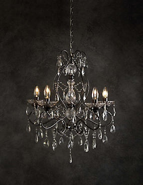 Lois 5 Light Chandelier