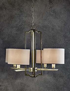 Stella 4 Light Chandelier