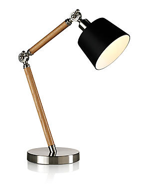 Hybrid Table Lamp