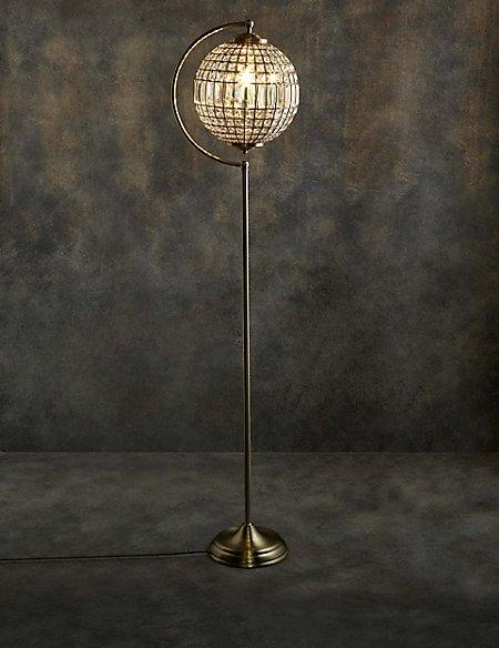 Gem Ball Floor Lamp