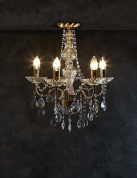 Dionne Flush Ceiling Light