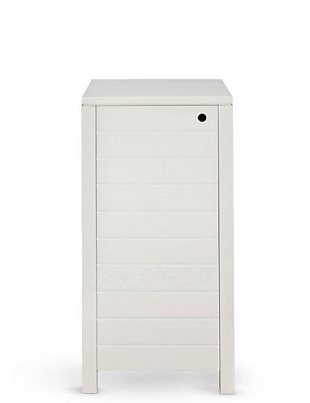Nagoya Floor Cabinet White