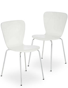 Set of 2 Brady Chairs