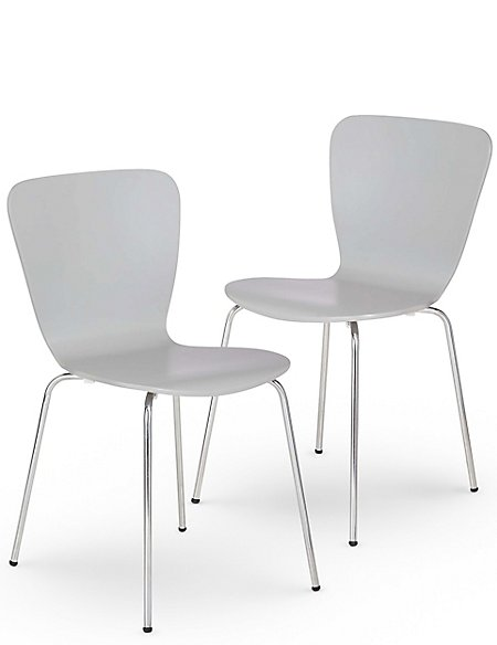 Set of 2 Brady Chairs
