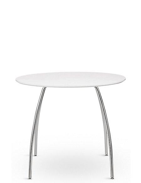 Brady Table White