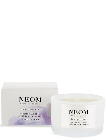 Tranquillity Scented Candle (Travel) 75g